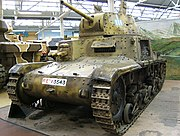 M14 slash 41 Bovington museum