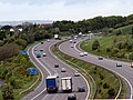 M1 North from Dennington Lane Bridge - geograph.org.uk - 435247.jpg
