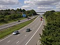 M3 through Winchester - geograph.org.uk - 519681.jpg