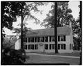 MAIN ELEVATION - Schuyler House, Saratoga Springs, Saratoga County, NY HABS NY,46-SAR,3-1.tif