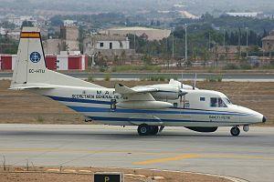 MAPA - Secretaria General de Pesca Maritima - CASA C-212-400 Aviocar.jpg