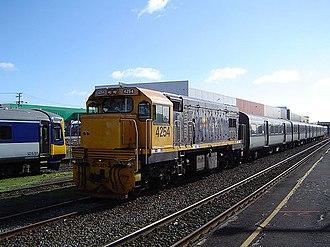 Transdev Auckland - Image: MAXX Train DC4254