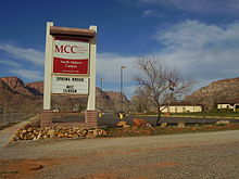 North Mohave Campus in Colorado City MCCNorthMohave.JPG