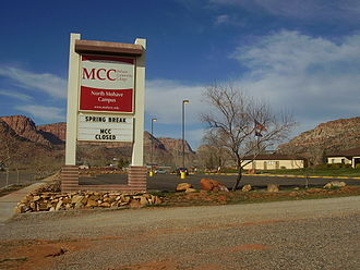 Colorado City, Arizona - Mohave Community College North Mohave Campus