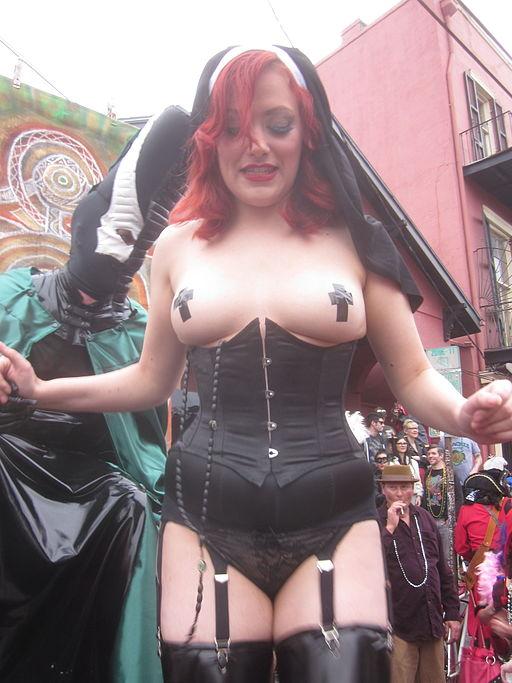 MG Naughty Nun 1