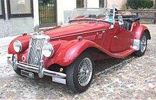 MG Cars - Wikipedia