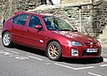 MG ZR in Swansea 1396cc registered February 2005.JPG