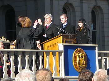 English: Rick Snyder, 48th Governor of Michiga...