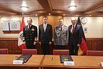 MINISTERIOS DE DEFENSA DEL PERÚ Y ALEMANIA FIRMARON ACUERDO DE COOPERACIÓN INSTERINSTITUCIONAL EN MATERIA DE DEFENSA (27410227562).jpg