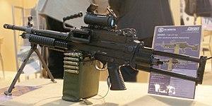 FN Minimi 7.62通用机枪