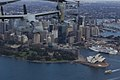 MV-22B Osprey flies over Sydney Harbour 19.jpg