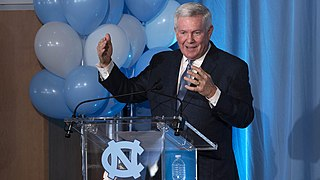 Mack Brown American football player and coach, college athletics administrator