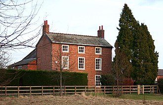 Acton, Cheshire - Madam's Farm