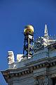 Madrid. Bank of Spain building. Alcalá street. Belfry. Spain (2852822287).jpg