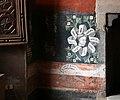 Maestro lombardo, puttini tra alberi con cartigli, finti drappeggi e stemmi araldici, 1423, 11.jpg