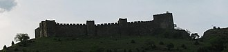 Maglič - Maglič fortress