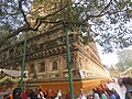 Mahabodhi temple and around IRCTC 2017 (63).jpg