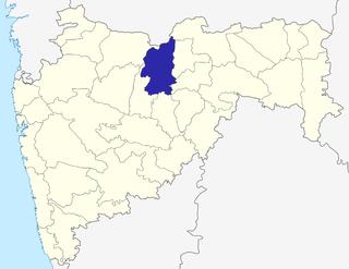 Buldhana district District of Maharashtra in India