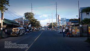 Philippine highway network - Image: Maharlika Highway AH26, Pulilan, Philippines panoramio