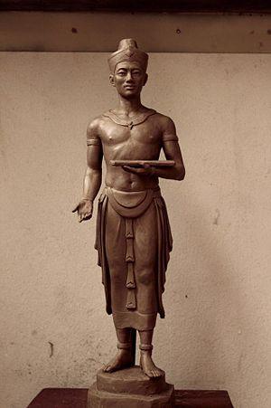 Mahathammaracha I - Image: Mahathammaracha I