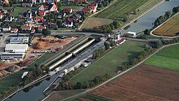 Main-Donau-Kanal, Hausen, Schleuse 003