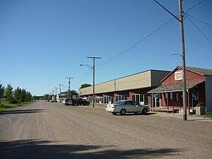 Aberdeen, Saskatchewan - Main Street