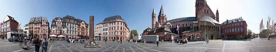 Mainz Panorama 2