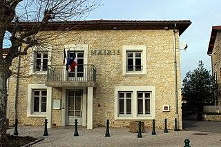 Vaulx-Milieu Commune in Auvergne-Rhône-Alpes, France