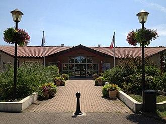 Béligneux - Image: Mairie de Béligneux