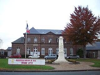 Blainville-Crevon,  Normandy, France