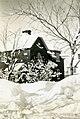 Maison du quartier de Riverbend pendant l'hiver, Alma (Québec).jpg