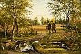 Makovsky In the birch forest.jpg