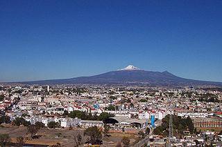 Malinche (volcano) mountain/volcano