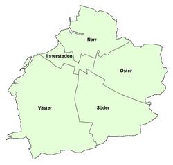 rönneholmsparken malmö karta Norr, Malmö   Wikipedia rönneholmsparken malmö karta