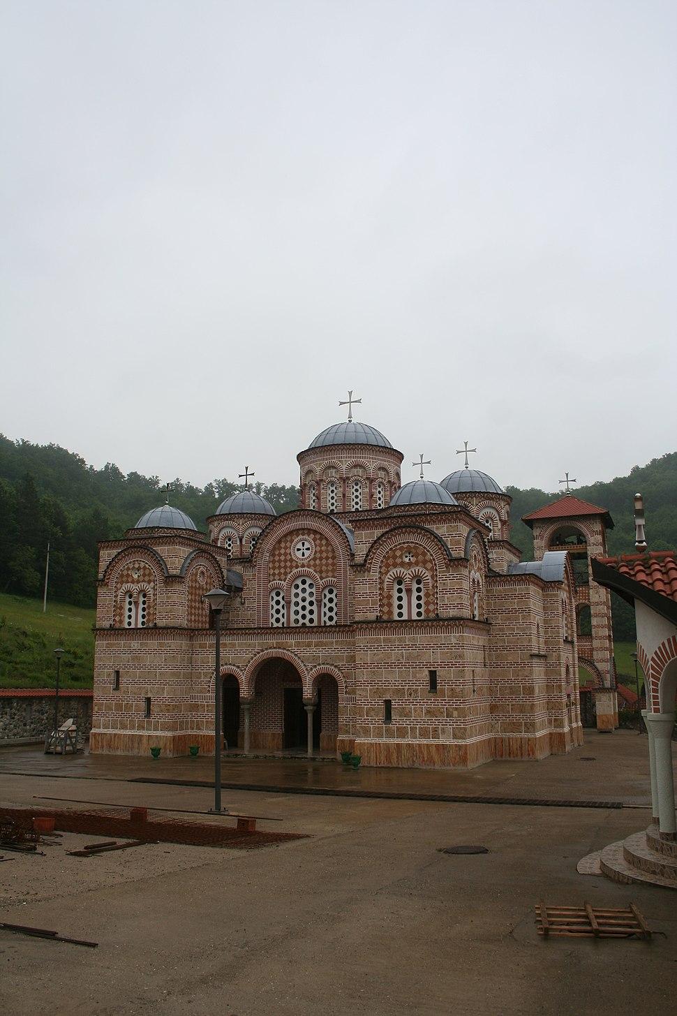 Manastir Ćelije 022
