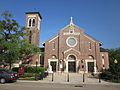 Mandeville Our Lady of the Lake front fascade.JPG