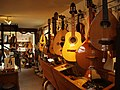 Mandolins, Ouds, Bouzoukis, etc., Lark in the Morning (music shop).jpg