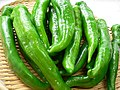 Manganji green pepper by yomi955.jpg