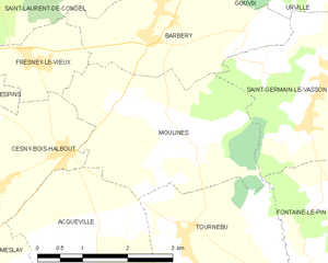 Map commune FR insee code 14455.png