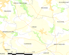 Map commune FR insee code 22028.png