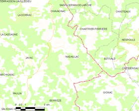 Map commune FR insee code 24301.png