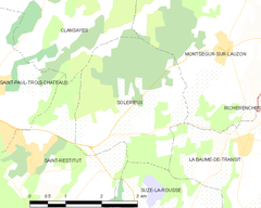 Map commune FR insee code 26342.png