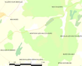 Montigny l s vaucouleurs wikipedia - Montigny les cormeilles code postal ...
