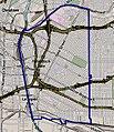 Map of Boyle Heights neighborhood, Los Angeles, California.jpg