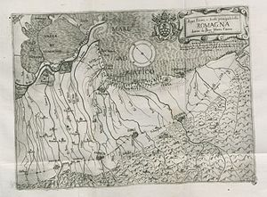 Romagna - Romagna in the 17th century