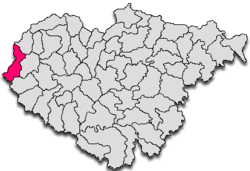 Commune Marca in Sălaj County
