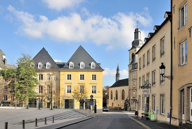 Altstadt und Fischmarkt