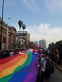 Marcha del Orgullo LGBT 2018 - Santiago, Chile 2.jpg