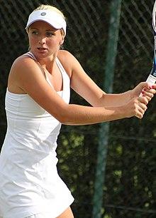 Диана марцинкевич теннис