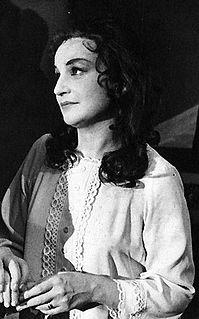 Margareta Hallin Swedish actress